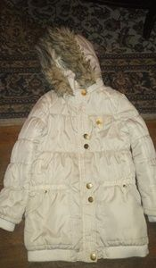 Girls Designer Puffer Jacket